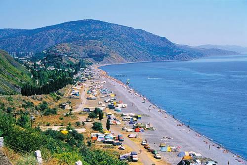 Отдых в Алуште в частном секторе Южное побережье Крыма